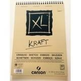 Canson XL - Kraft, sketch block A3